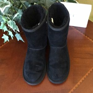 UGG Black Koolaburra Short Boots